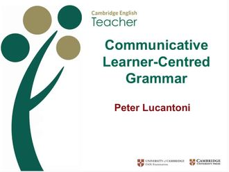 Communicative learner-centred grammar Lucatoni izle