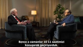 Bill Gates ve Warren Buffett izle