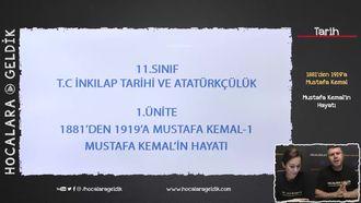 Mustafa Kemal'in Hayatı izle