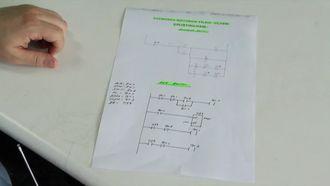 Plc İle Asenkron Motorun Yıldız Üçgen Çalıştırılması izle