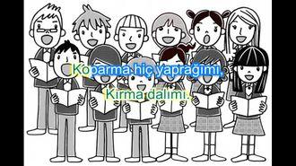 Küçük Fidan(4. Sınıf Şarkıları) izle