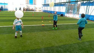 Futbolda koordinasyon . Teknik ve denge izle
