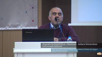 FATİH ETZ 2016 :  Mustafa NUMANOĞLU -  Okutman - Ankara Üniversitesi Enformatik Bölüm... izle