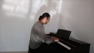 Carl CZERNY Piyano Etüdü Op.599 No.12 izle