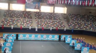 2016-2017 yılı Halkoyunları Türkiye Şampiyonu Cumhuriyet Anadolu Lisesi-Denizli izle