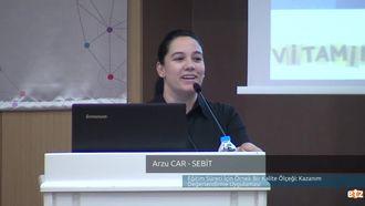 FATİH ETZ 2016 : Arzu CAR - SEBİT- Eğitim Süreci İçin Örnek Bir Kalite Ölçeği: K... izle
