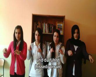 Alman İşaret Dilinde - Almanca Bir Şarkı izle
