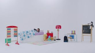 A CHILD'S TYPICAL DAY izle