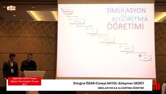 FATIH ETZ 2017 : Ertuğrul ÖZAR - Cüneyt AKYOL - Süleyman GEZİCİ  - Simülasyon İle ... izle