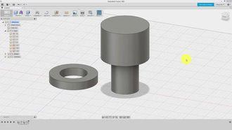 Fusion 360 Eğitimi - 14 Change Parameters Menüsü izle
