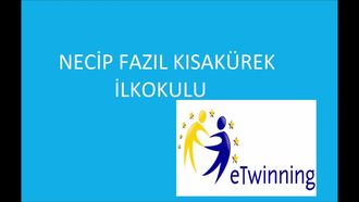 Etwinning projesi- Singing in Europe: European Classes sing in English izle