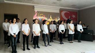 Şehit Piyade Üsteğmen Murat Hasırcıoğlu Ortaokulu-12 izle