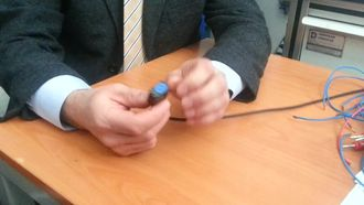 Cisimden Yansımalı Fotoelektrik ( Optik ) Sensörler / Algılayıcılar izle