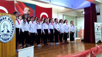 Samsun/İlkadım Yunus Emre Ortaokulu 18 Mart Çanakkale Zaferi ve Şehitleri Anma Günü ... izle