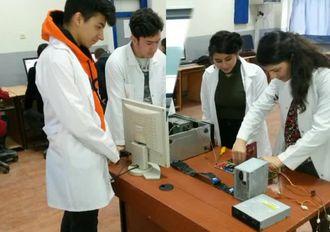 Eskişehir-İnönü Mesleki ve Teknik Anadolu Lisesi Ailelerle Buluşuyor izle