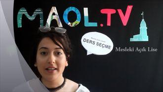 Maol.TV (Mesleki Açık Öğretim Lisesi) Ders Seçme İşlemleri izle
