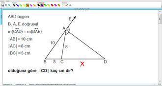 Açıortay ve Açıortay Teoremleri 11 izle