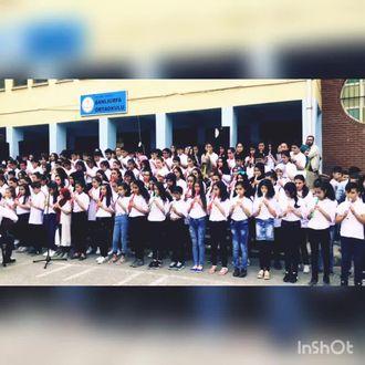 ŞANLIURFA/Haliliye Şanlıurfa Ortaokulu izle