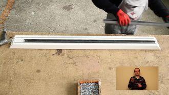 Pencere Ve Kapı Kasasına Destek Sacı Atılması izle