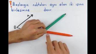 6. Sınıf Matematik Açılar (Komşu, Tümler, Bütünler, Ters) izle