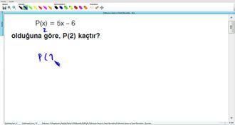 Polinomun Tanımı Ve Temel Kavramları - Kurs - 5 izle