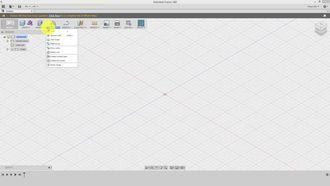 Fusion 360 Eğitimi - 37 Objelerden Montaj Komponentleri Oluşturma izle