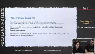 Türk ve İslam Bilginleri izle