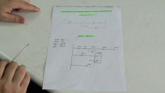Plc İle Asenkron Motorun Zaman Ayarlı Durdurulması izle