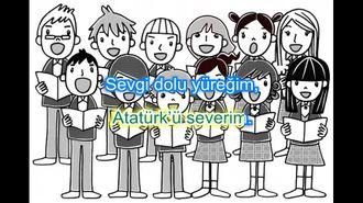 Atatürk' ü Severim(3. Sınıf Şarkıları) izle