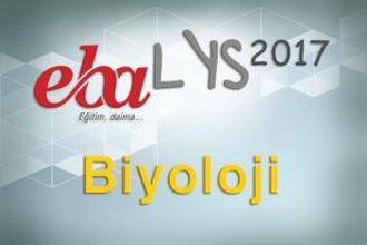 2017 LYS - Biyoloji izle