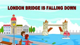 London Bridge is falling down Song izle