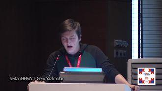 7.Oturum: Sertan HELVACI - Çok Yönlü Güvenlik Yazılımı izle