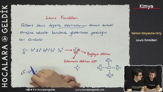 Lewis Formülleri izle