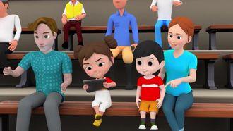 İnternetin Aşırı Kullanımı (İlkokul) izle