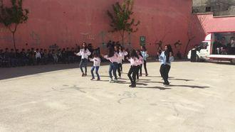 Büyükkarakuyu Ortaokulu Öğrencilerinden Erik Dalı Oyun Havası izle