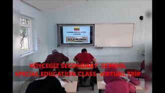 Köyceğiz Ortaokulu Özel Eğitim Sınıfları Sanal Gezide izle