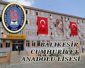 Balıkesir Cumhuriyet Anadolu Lisesi Tanıtım Videosu izle