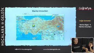 Harita Bilgisi -3 (Harita unsurları) izle