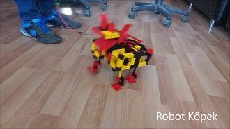 Robot Köpek izle