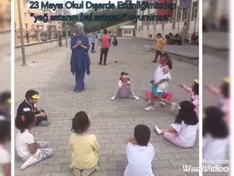 """Yeşiltepe Ortaokulu 23 Mayıs """"Okul Dışarda"""" izle"""