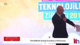 FATİH ETZ 2017 : Ümit SANLAV - Medya Paneli izle