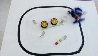 Arduino Çizgi İzleyen Robot izle