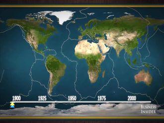 Dünya'daki En Büyük Depremler izle