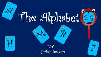 The Alphabet / ABC Song izle