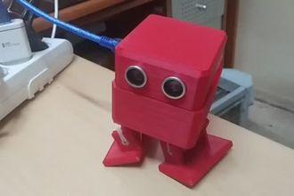Ahmet Yesevi Ortaokulu Robot izle