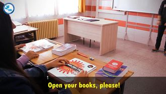 Classroom Language izle