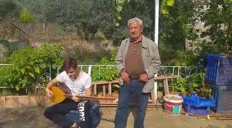 """Etwinning """"81 İlde Türkülemece"""" projemizin türküsü """"Bağa girdim,bağ budanmış"""" ı... izle"""