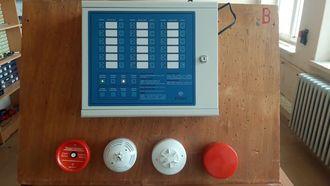 yangın alarm paneli bağlantısı izle