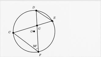 Çemberin İçine Çizilen Şekillerdeki Açıları Bulmak izle