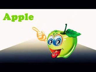 ingilizce meyveler izle